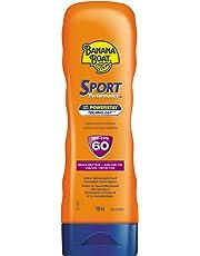 Banana Boat Sport Performance Ultra-Lightweight Sunscreen Lotion, SPF 60, Value Size (240 mL)