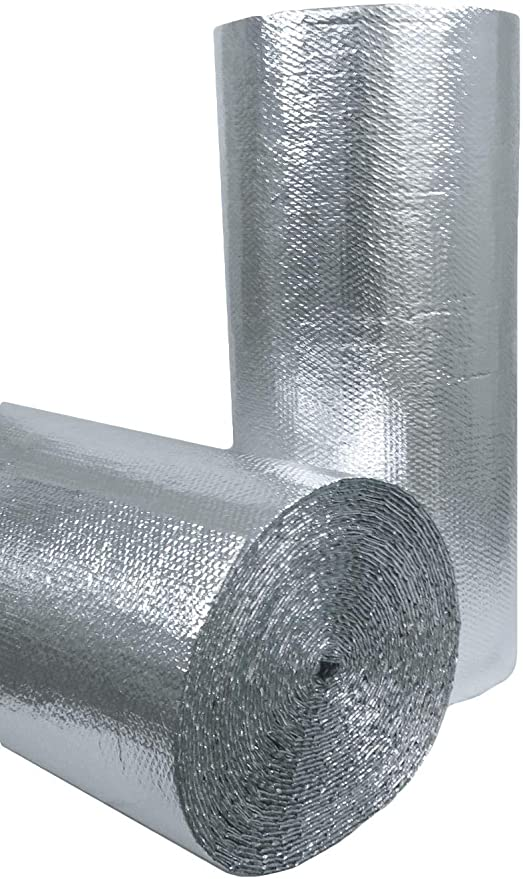 Details about  /REFLECTIX 48in x 100ft 400SQFT Double Reflective Insulation Roll VAPOR BARRIER