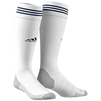 Adidas CW3295 Calcetines, Unisex Adulto, Blanco (White/Dark Blue), 3XL