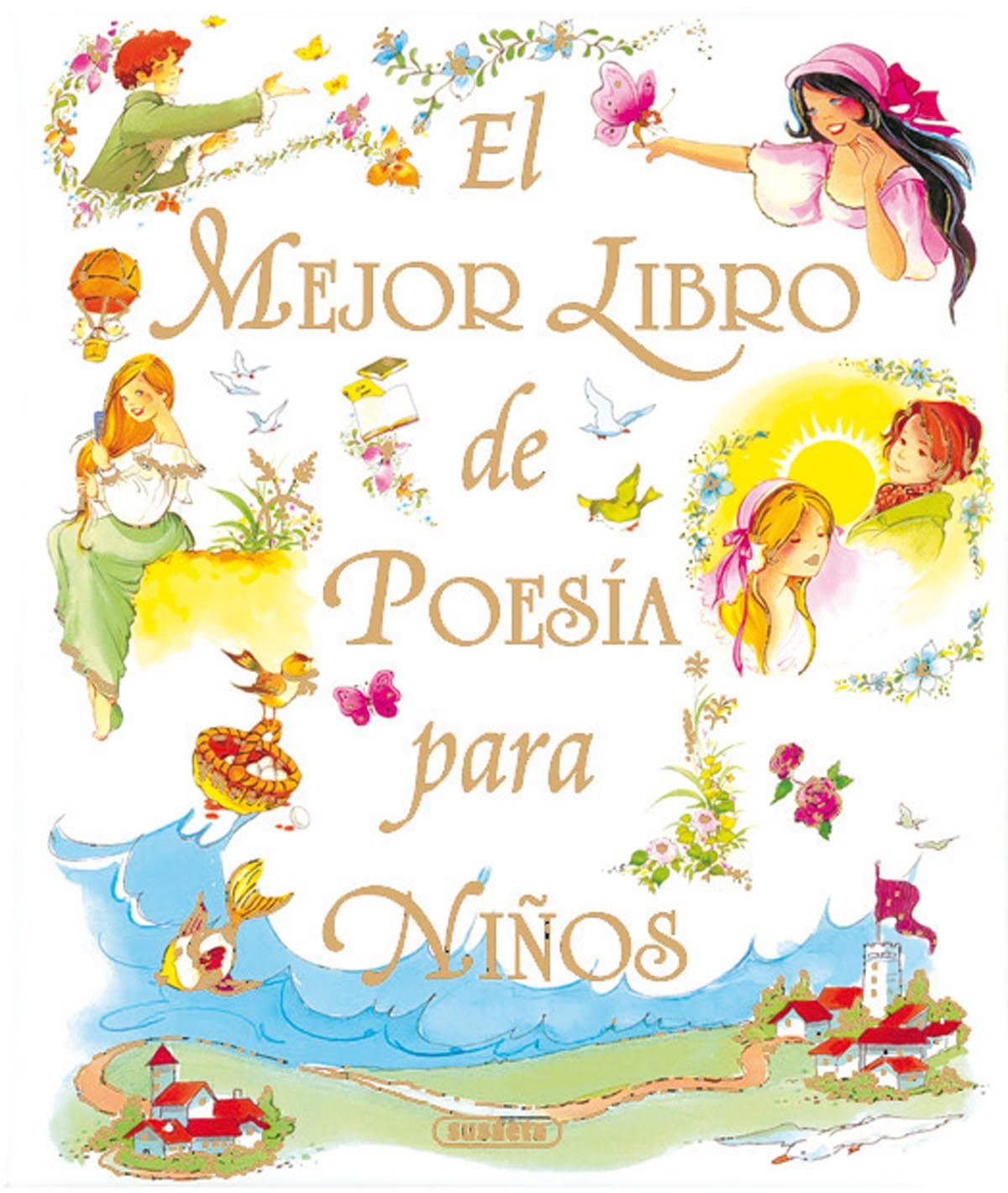 Resultado de imagen de fotos del mejor libro de poesias para niños editorial susaeta