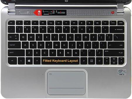 bodu teclado cubierta protectora Skin para HP Envy Spectre XT ...