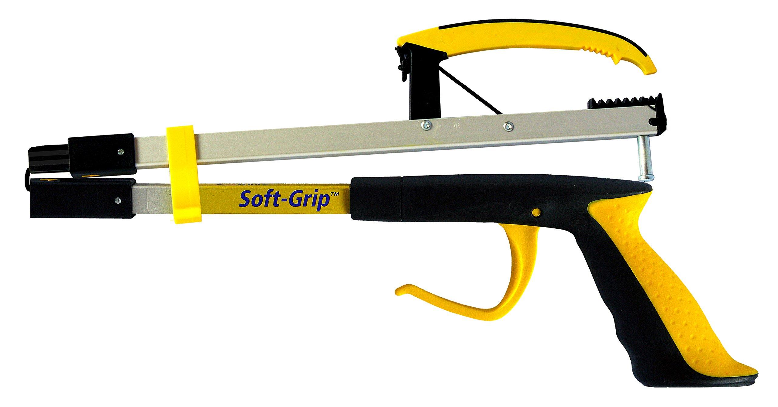 26'' Soft-Grip Folding Grabber Reacher with Ergonomic Handle