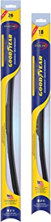 product image for Goodyear Assurance WeatherReady Wiper Blades, 26 Inch & 18 Inch