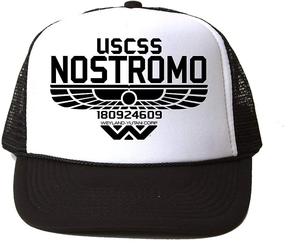 USCSS Nostromo Baseball Cap Hat Gorra Unisex One Size: Amazon.es ...