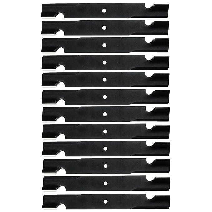 Toro 105-7718-03 - Cuchillas de elevación para cortacésped (12 ...
