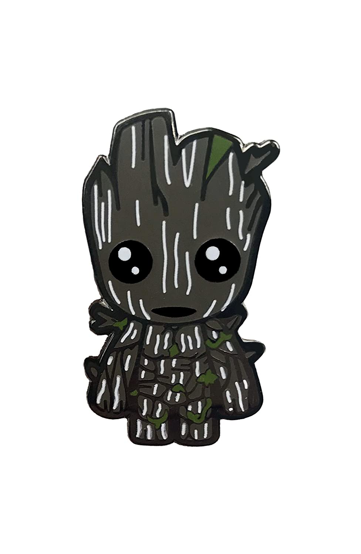 Balanced Co. Groot Enamel Pin Guardians of the Galaxy Pin