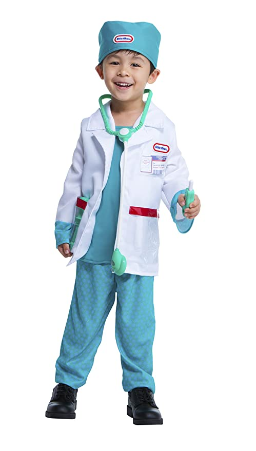 Little Tikes Doctor Costume, 1-2T