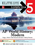 5 Steps to a 5: AP World History: Modern 2020 Elite
