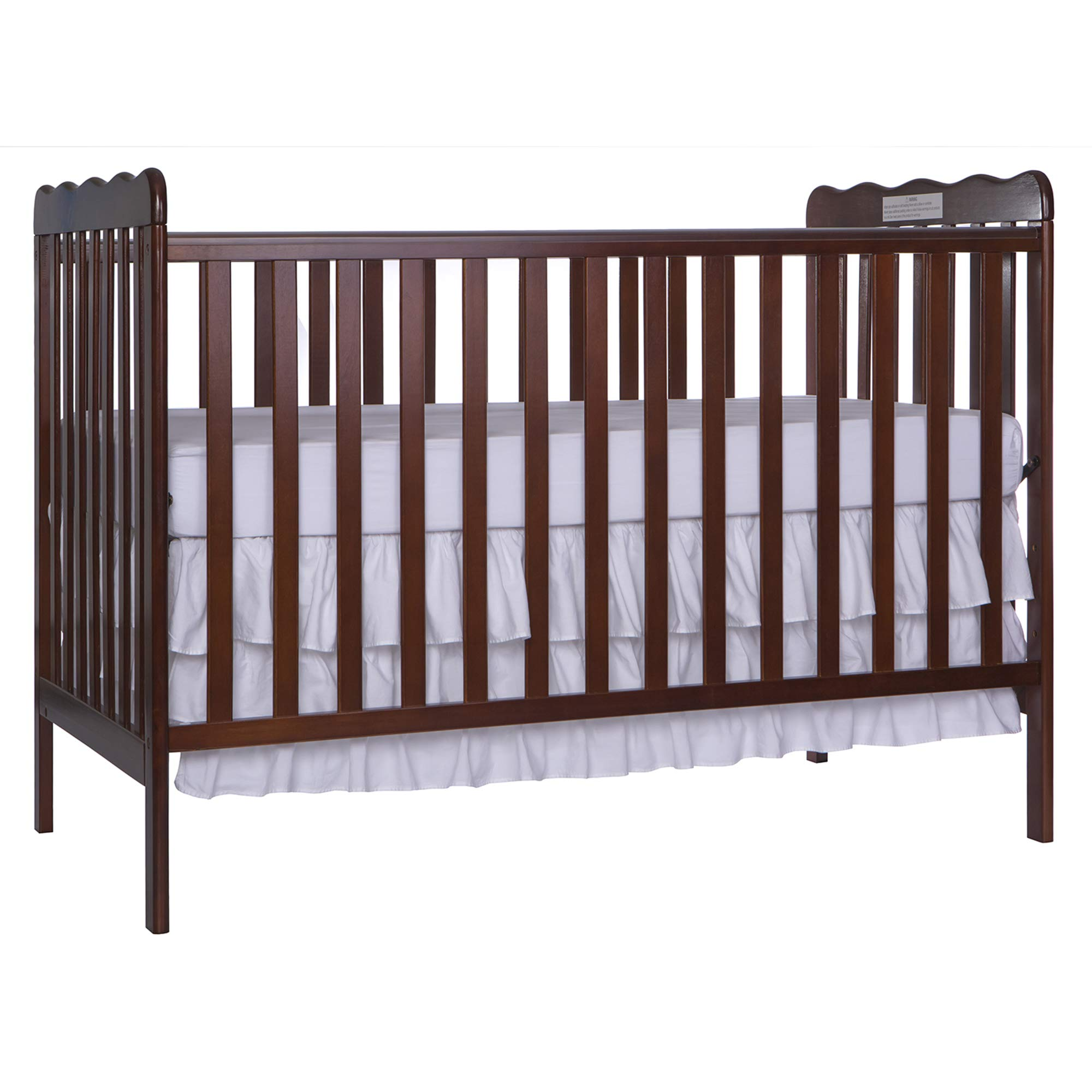 Dream On Me, Carson Classic  3 in 1 Convertible Crib in Espresso