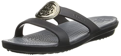 89c7a44a2a6e Crocs Womens Women s Sanrah Circle Dress Sandal