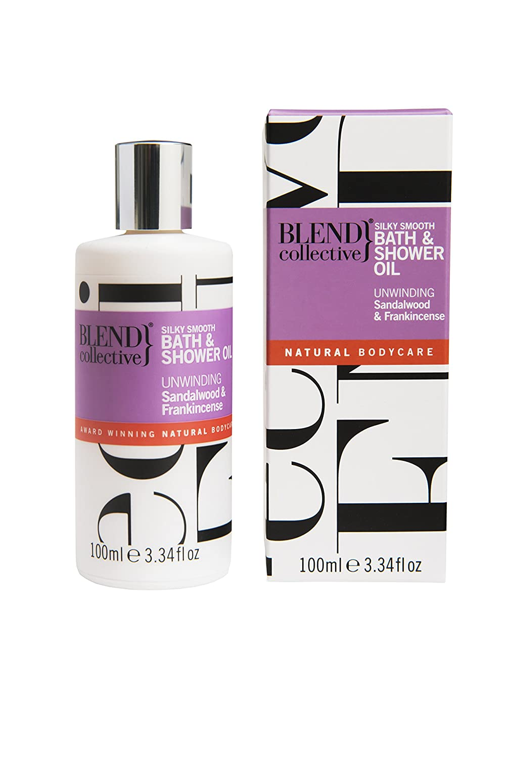 BLEND collective Unwinding Bath and Shower Oil 100 ml 1123