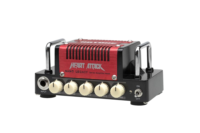Hotone Heart Attack Mini Guitar Amp Head