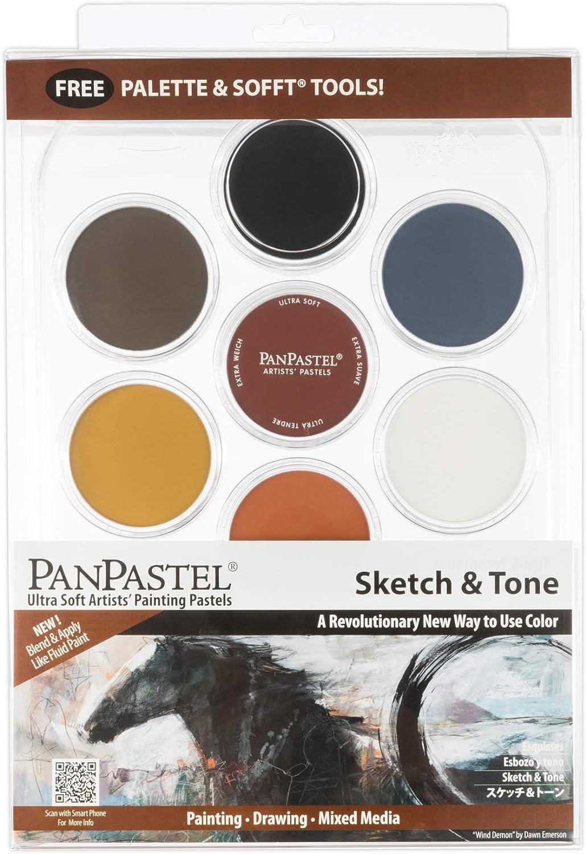 PanPastel Hanging Kits (7 Color, Sketch & Tone)