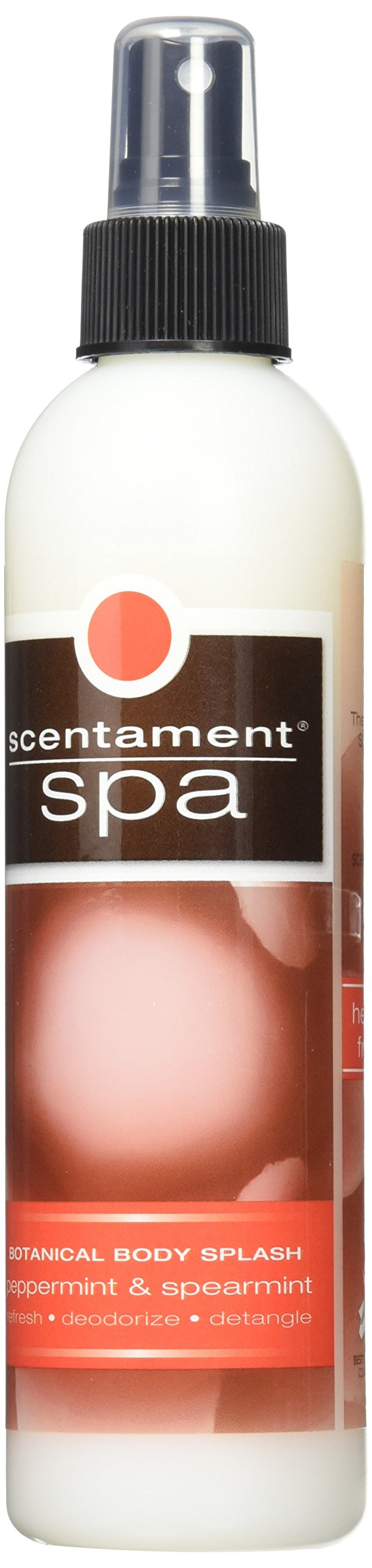 Best Shot Pet Scentament Spa Herbal Mint Body Splash Spray, 8 oz
