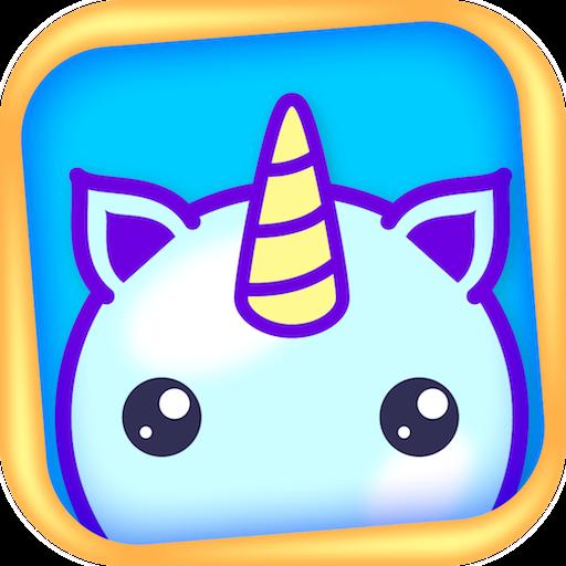 Bouce Unicorn: Avoid the Rainbow Laser Challenge - Trending games for free 2019 ( no wifi ) (Best Animal Games 2019)