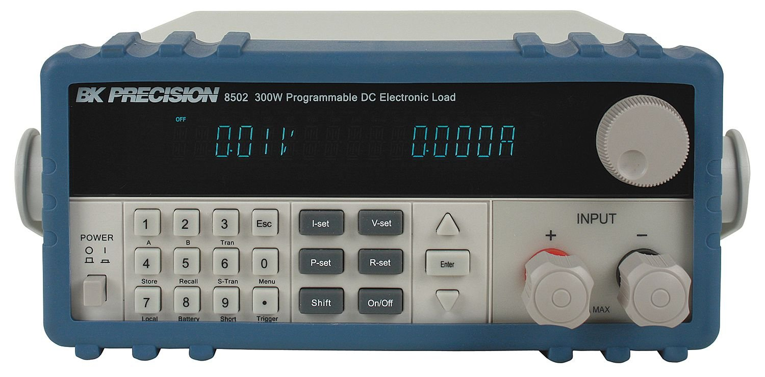 500V B/&K Precision 8502 Programmable DC Electronic Load Tester 15A 300W