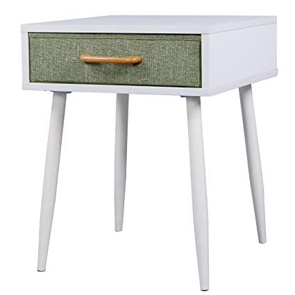 amazon com lifewit side end table nightstand bedroom living room rh amazon com Mission End Table with Drawer Mission End Table with Drawer