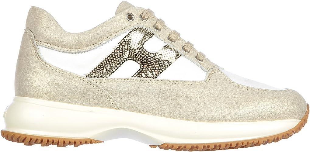 Hogan Sneakers Interactive Bambino Oro 30 EU: Amazon.it: Scarpe e ...