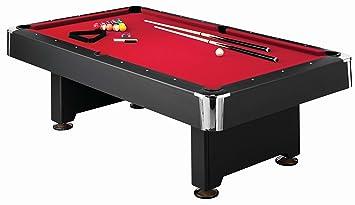 Mizerak P5223W1 Donovon II 8 Foot Slate Billiard Table