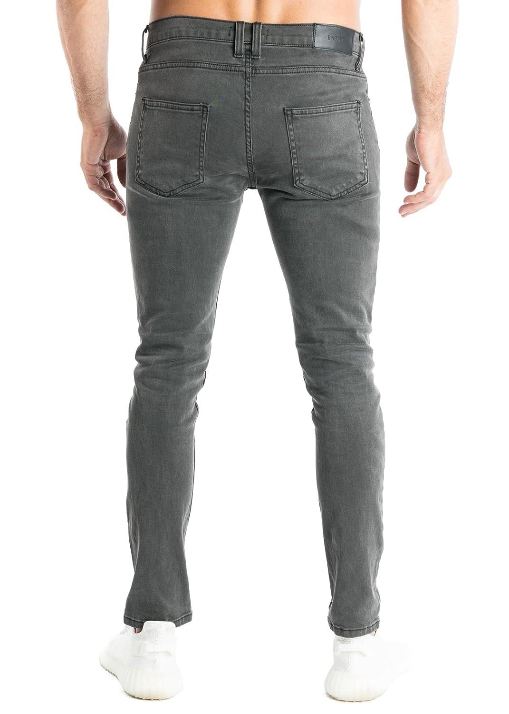 Amazon.com: Mebel Entity Vida de los hombres Skinny Jean ...