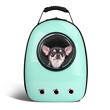 54080c737eee Amazon.com   Anzone Pet Portable Carrier Space Capsule Backpack