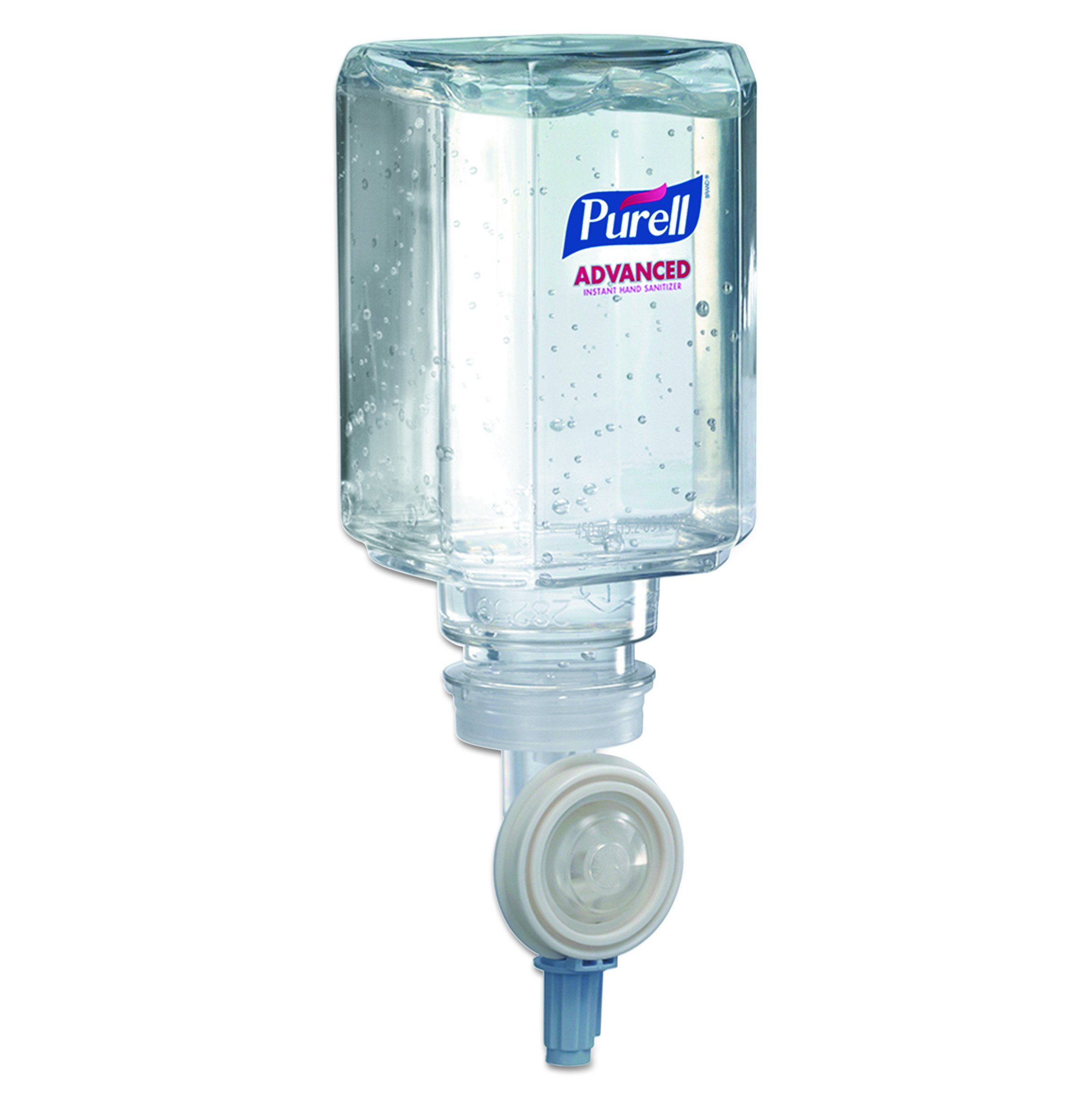 PURELL 145002 Advanced Instant Hand Sanitizer Gel Refill, 450mL (Pack of 2)