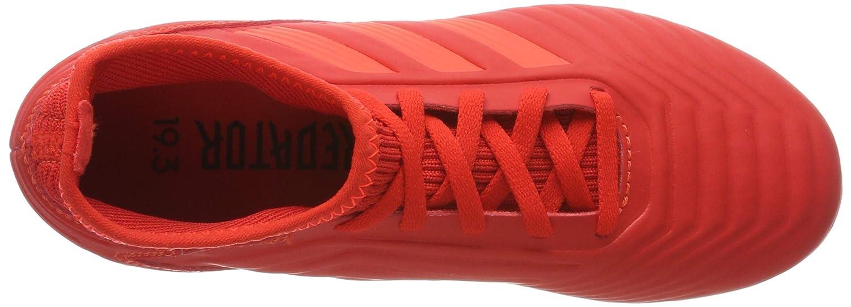 Botas de f/útbol Unisex Ni/ños adidas Predator 19.3 FG J
