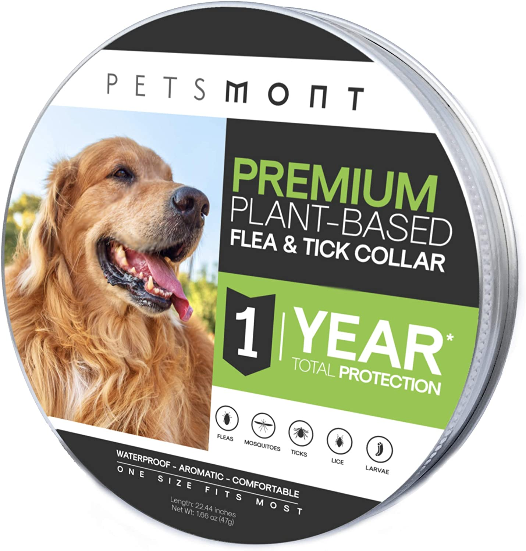 Petsmont Flea Collar for Dogs