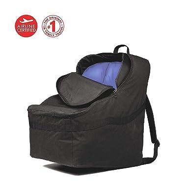 J L Childress Ultimate Car Seat Travel Bag Black 1 Pack