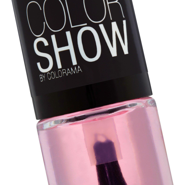 Maybelline - Esmalte de Uñas Color Show 649 Clear Shine: Amazon.es ...