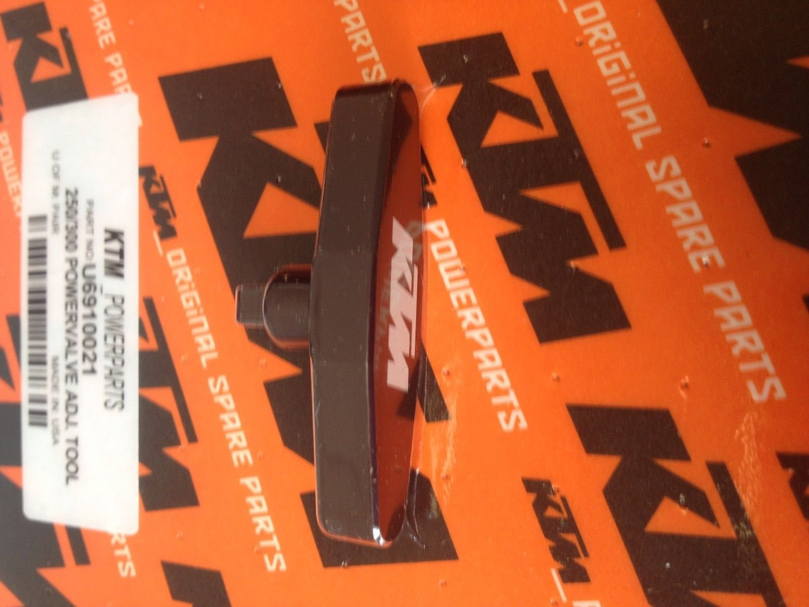 NEW KTM POWER VALVE ADJUSTMENT TOOL SX XC EXC 250 300 U6910021 by KTM