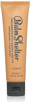 TheBalm BalmShelter Tinted Moisturizer - Best Drugstore Tinted Moisturizer For Acne Prone Skin