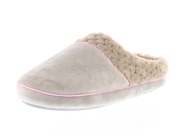 Celestina Womens Memory Foam Slippers Ladies House Shoes Plush Slipper for Women