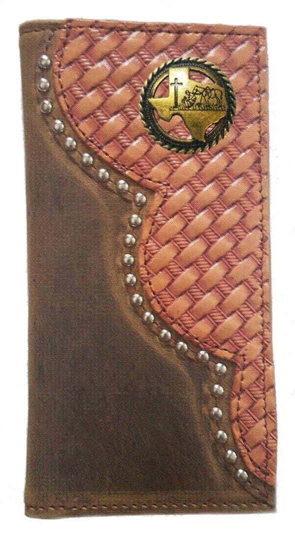 Genuine Texas Brand ACCESSORY メンズ US サイズ: Long カラー: ブラウン B07FW6WGHJ