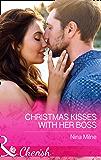 Christmas Kisses With Her Boss (Mills & Boon Cherish) (Mills & Boon Hardback Romance)