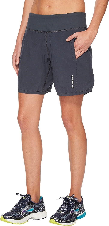 Brooks Womens Chaser 7 Shorts