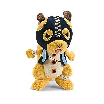 One Piece Recomembers No.13 Brothers Risky Negro Máscara de juguete de Peluche