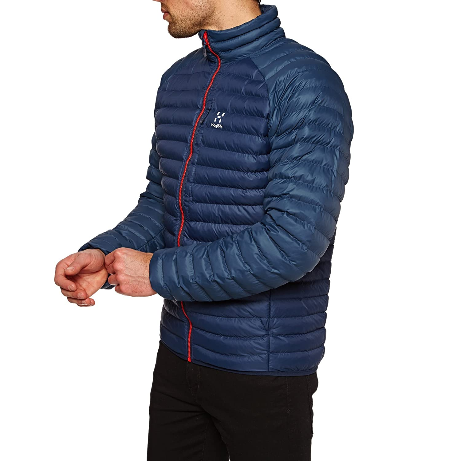 HAGLOFS Blue ホグロフス ESSENS MIMIC Ink 3L JACKET MEN メンズ ダウンジャケット (2CX):603156 ホグロフス B077TQ8DL7 3L|Tarn Blue Blue Ink Tarn Blue Blue Ink 3L, チェルシーコレクション:d604c2a8 --- jpworks.be