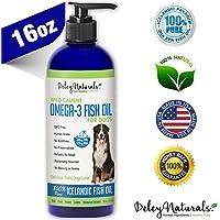 Amazon Best Sellers: Best Dog Fish Oil Supplements