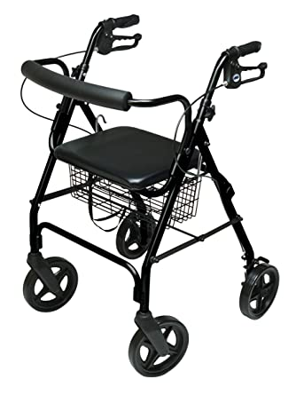 Amazon.com: Andador Deluxe, Negro, 1: Industrial & Scientific
