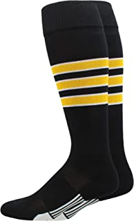 product image for Gridiron 3 Stripe Football Socks (Multiple Colors)