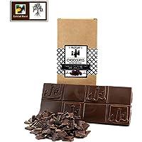 Chocolate negro 54% sin azúcar artesano