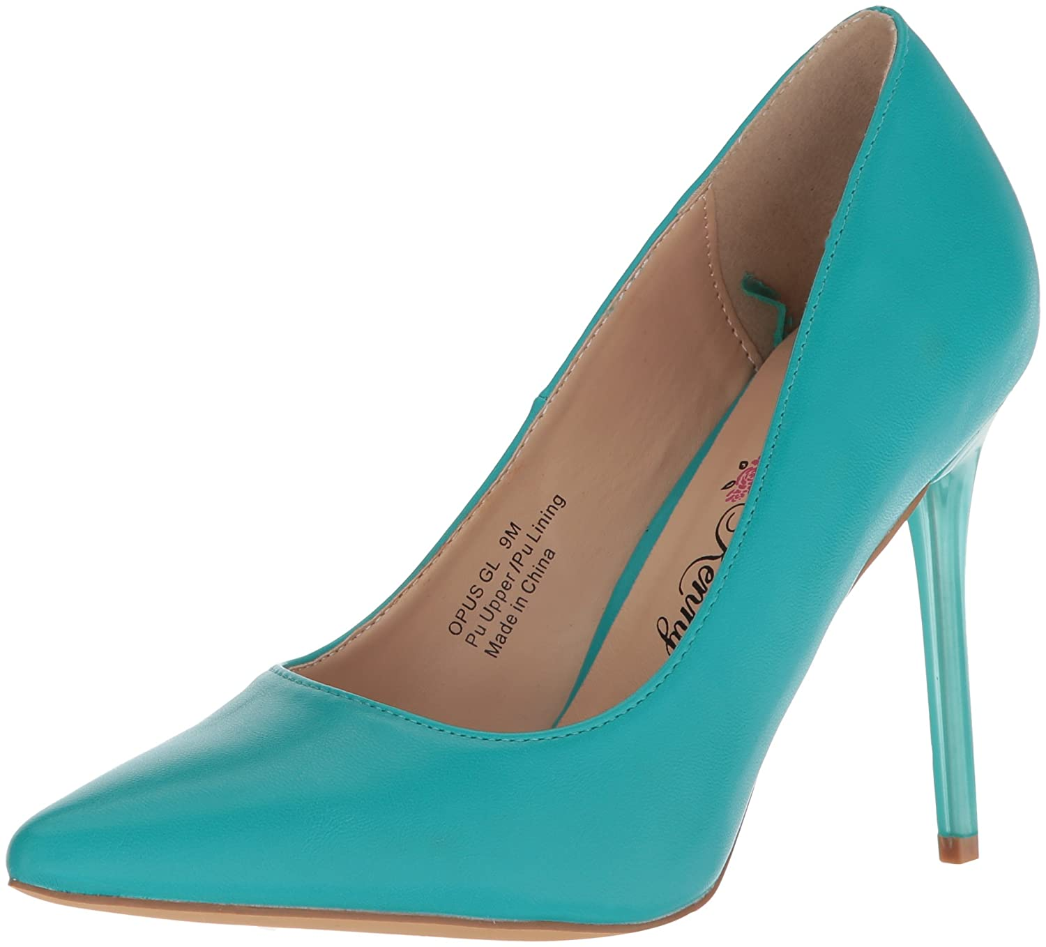 Penny Loves Kenny Women's Opus Gl Pump B076FDW4VM 6.5 B(M) US|Turquoise