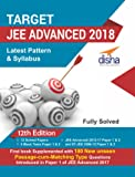 Target JEE Advanced 2018 (Solved Papers 2006 - 2017 + 5 Mock Tests Papers 1 & 2)