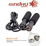 Sindhu Fitness Jumping Skipping Rope for Gym Training, Exercise and Workout