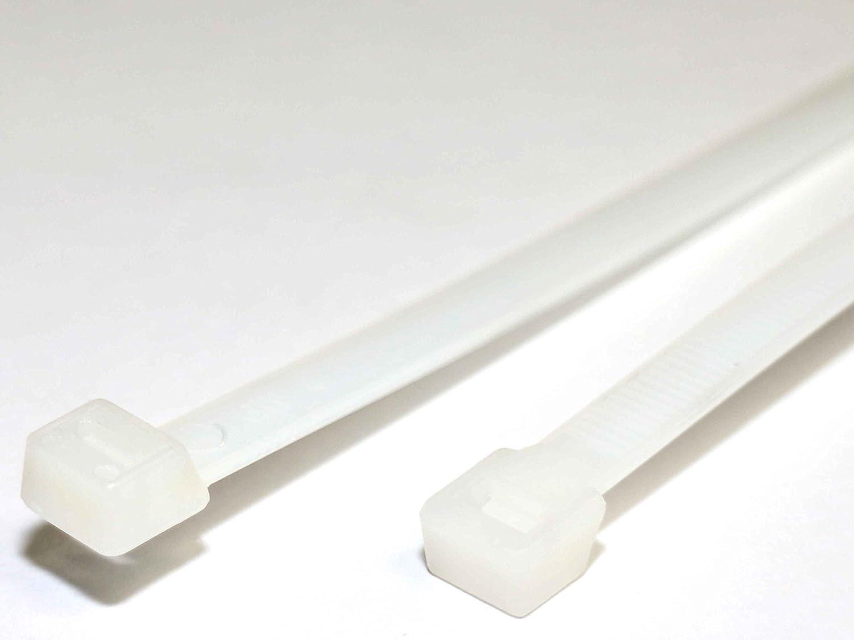 Rotek Kabelbinder 1.002mm (1m) lang, 12,5mm breit - Farbe: Natur ...