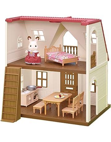 Amazon Com Dollhouses Dolls Accessories Toys Games