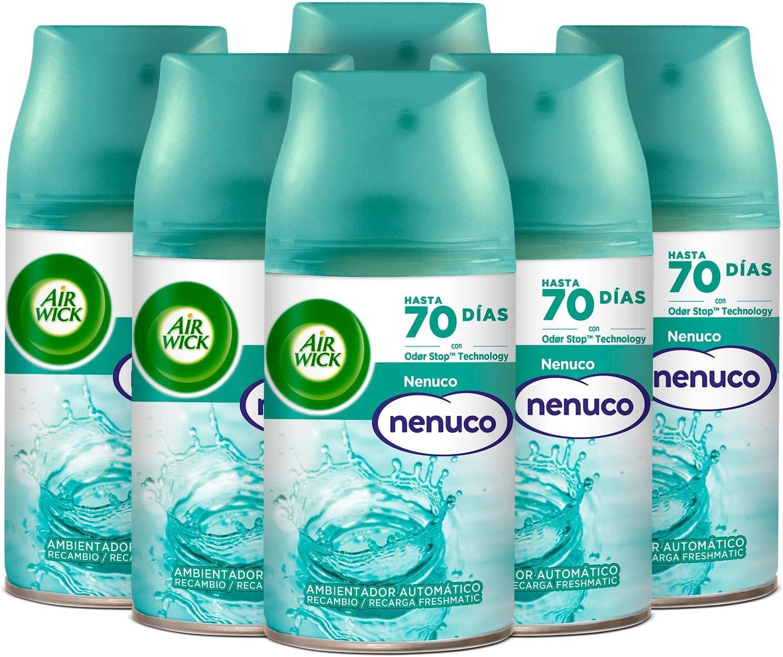 Air Wick Freshmatic - Recambios de ambientador spray automático ...