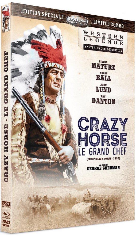 Crazy Horse Le Grand Chef Edition Speciale Combo Blu Ray Dvd