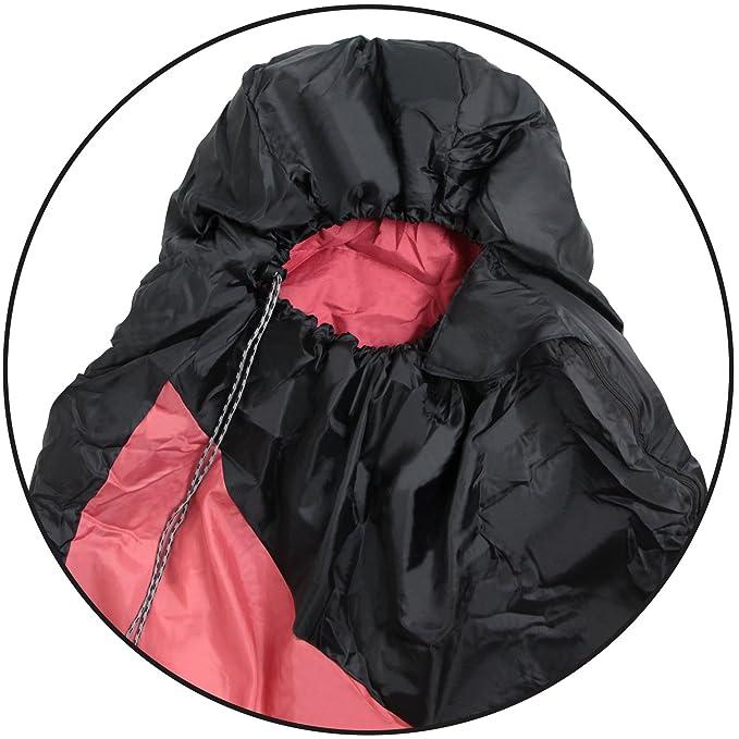 Saco de dormir momia Inferno a -1°C de BB Sport, Zip derecho: Amazon.es: Hogar